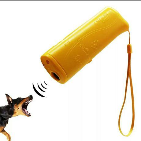 Кучегон ултразвуков за защита и за обучение на кучета