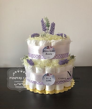 Tort pampers -pampers Cake
