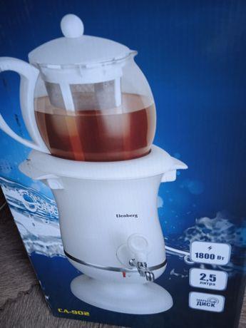 Новый электро Самовар с Чайником