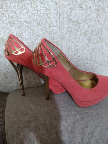 Осенние туфли для девушек