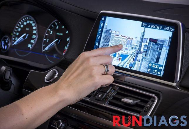 Actualizare Hărți AN 2021 BMW (G30,F10,F15,E90 ETC)