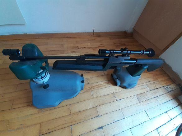 Продавам въздушни  пушки  Байкал ИЖ-60,Vz-47