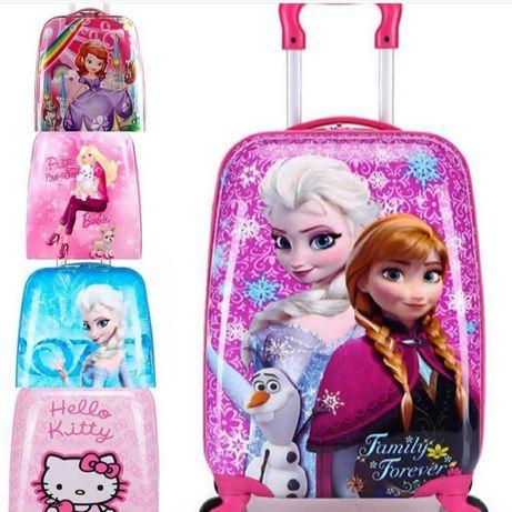 Детский чемодан. Детские Очень удобный для детей. Детям от 4 год