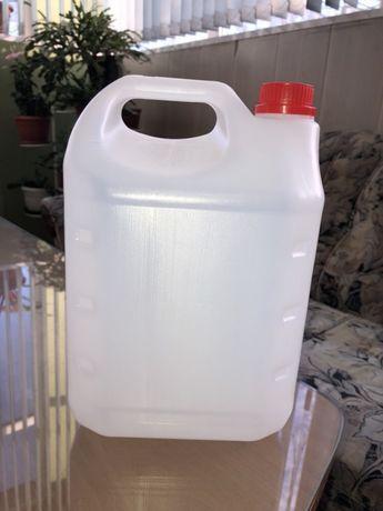 Пластмасови туби 5 литра
