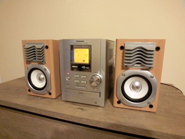 Sistem Panasonic SA-PM10 impecabil,sunet excelent.