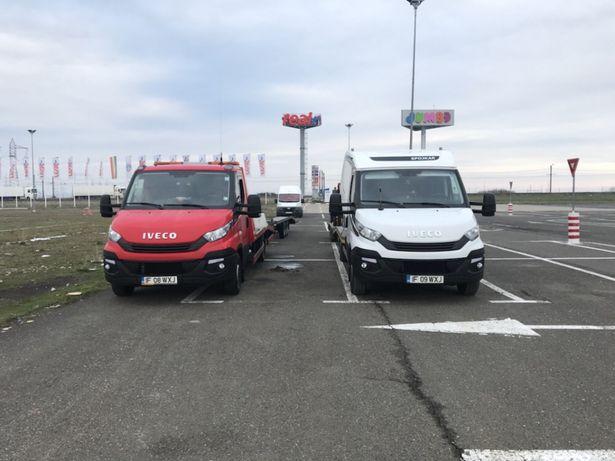 Tractari auto Belgia Olanda Germania