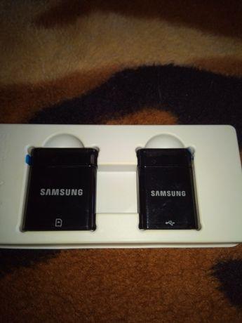 Samsung adaptor 30 pin usb si card sd posibil schimb