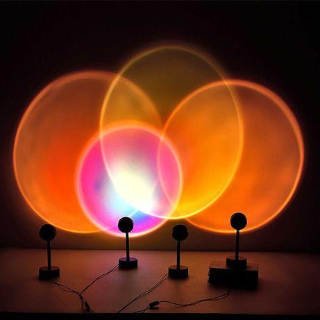 Лампа Закат / Sunset Lamp
