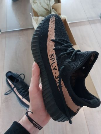 Yeezy 350 Copper