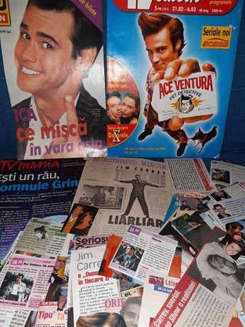 Colecţie de articole cu Jim Carrey