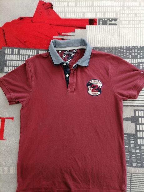Vand tricou polo/sportTommy H, calitate garantata.produs import.mar.M