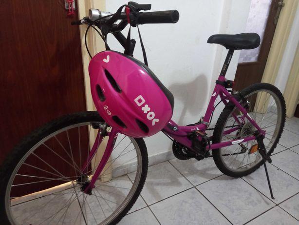 Vand biicicleta  damă