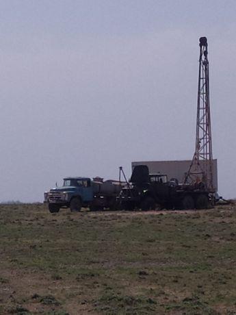 Услуги бурения оборудования скважина до 200 метров