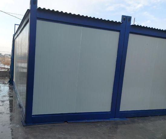 Контейнер киоск, блок-контейнер, санитарный контейнер