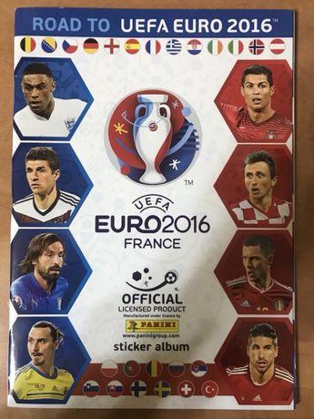 Album UEFA Euro France 2016 PANINI