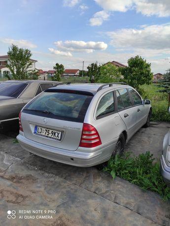 Dezmembrez Mercedes w203 c180 c200 c220 coupe Berlin și combi