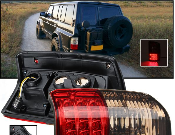 Stop Stopuri Led far Nissan Patrol Y60 Y61 orice an si model