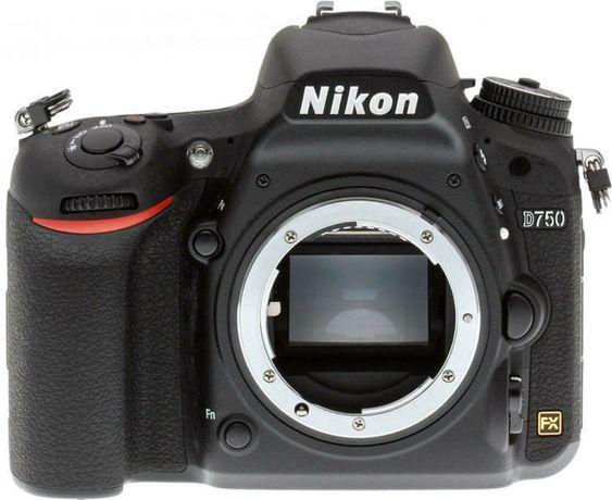 Nikon D750 + Tamron 24-70 G2