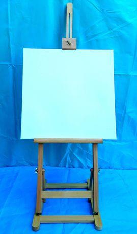 ȘEVALET DIN LEMN MASIV DE FAG pentru pictat pe masă - NOU - 100 Lei
