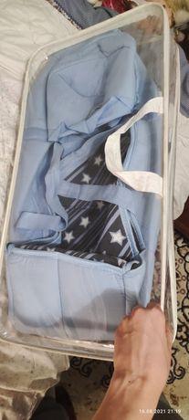 Детская переносная сумка