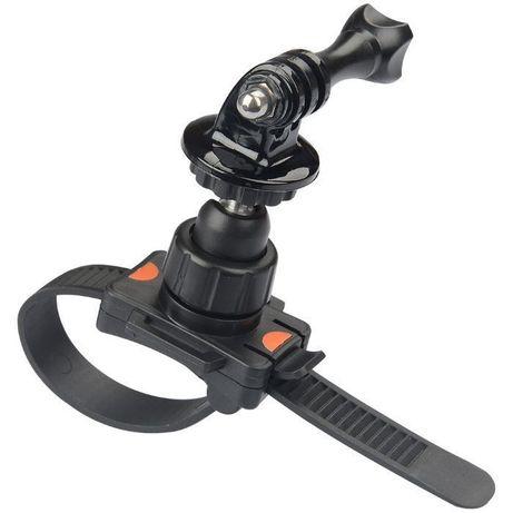 Гъвкава регулируема тръбна стойка екшън камери gopro и др.   hdcam.bg