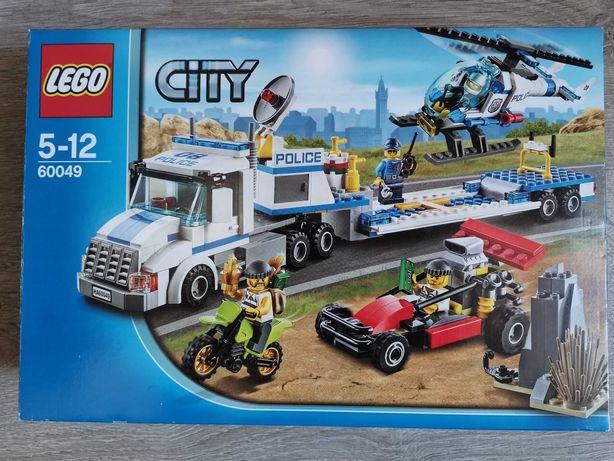 Vând Lego 60049 City Helicopter Transporter