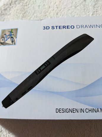3D Stereo Drawing Pen