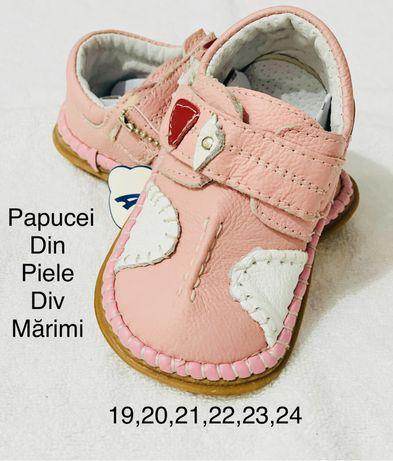 Papucei copii