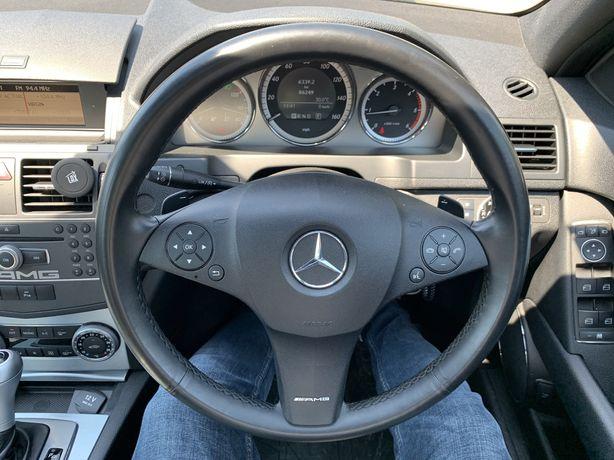 Volan si airbag Padele Mercedes C class w204 E non facelift