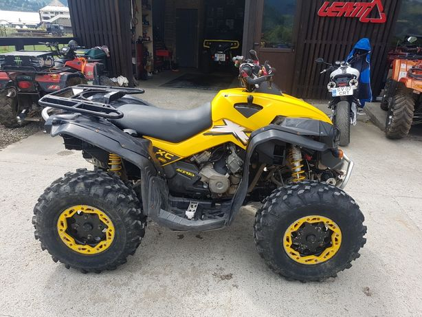 CAN AM renegade  800 xxc