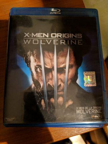 Xmen origins wolverine film blu-ray
