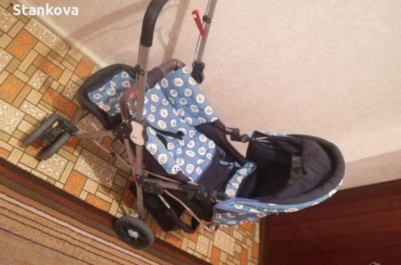 Бебешка количка Bebi Max