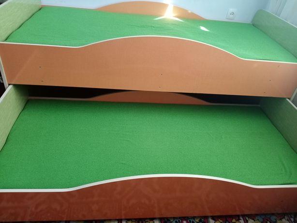 Детский кровать (двухярустная)