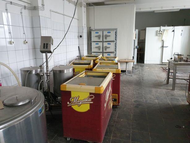 Inchiriez hala/spatiu productie/depozit, 680 euro (2 euro/mp), 340 mp