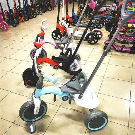 Складной велосипед Qplay