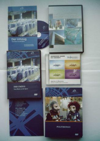 DVD - диски на немецком языке.