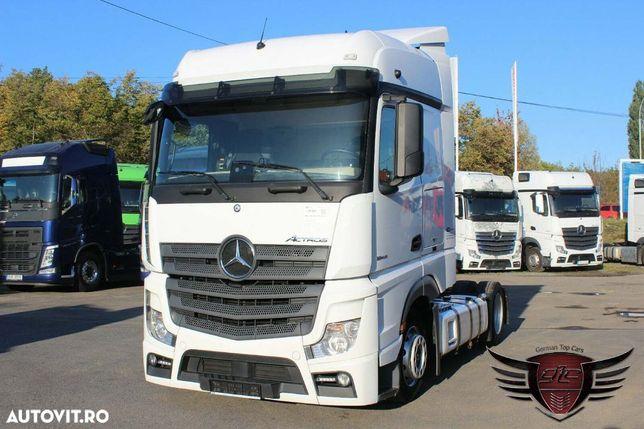Mercedes-Benz Actros 1845 Euro 6 2016 Nr. Int 11250 Leasing Cap tractor Mercedes Benz Euro 6 2016 Avans leasing de la 10%