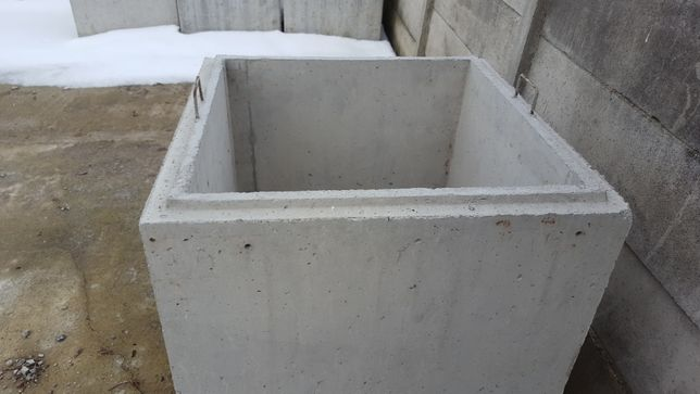 Matrite pentru camine patrate din beton armat