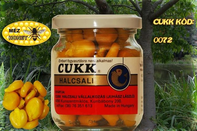 Рыболовная кукуруза Cukk XXXL (Голиаф)