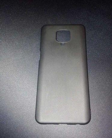 Husa Redmi Note 9 Pro - neagra, noua