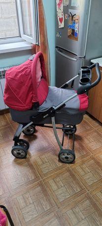 Продам детскую коляску hauck