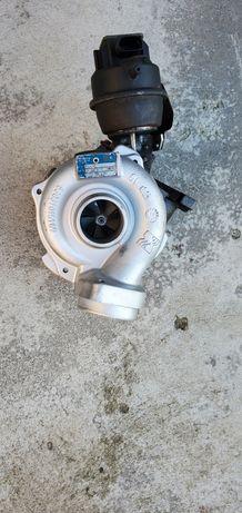 Vand Turbina Audi A6