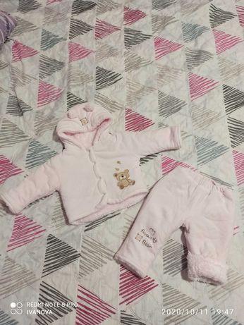 Бебешки Термо комплект