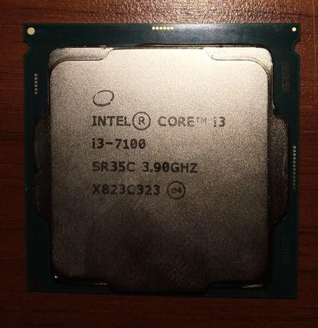 Процессор Intel® Core™ i3-7100 (3 МБ кэш, тактовая частота 3,90 ГГц)