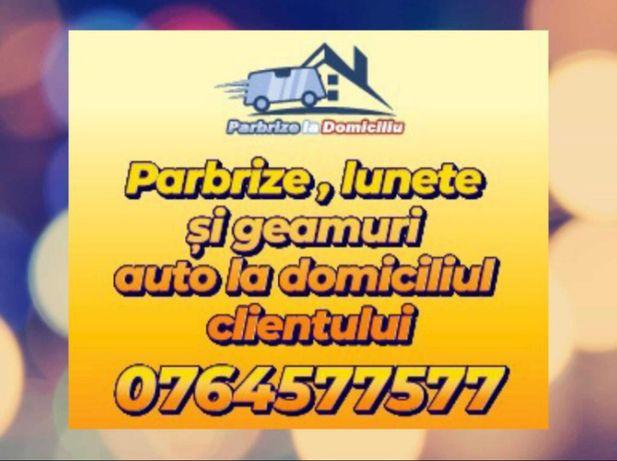 Parbriz, Luneta si Geam Transit, Kuga, Fusion, Ka, Puma La Domiciliu