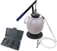 Ръчна помпа за пълнене на масло за скоростна кутия -8 адаптера