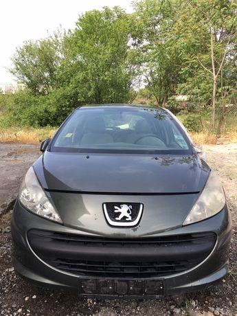 Peugeot 207 1.4HDi Пежо 207 1.4ХДи  на-части!!