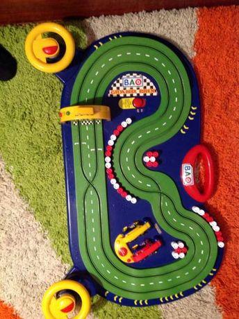 Jucarie pt copii intre 18 luni-5 ani (slot Cars Grand prix)