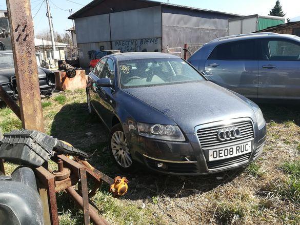 Audi a6 3.2fsi quattro на части