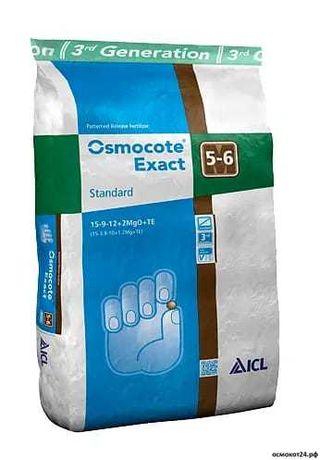 Осмокот (Osmocote),удобрение длительного действия